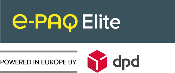 DPDPowered by logo