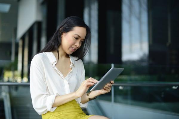 Asendia Singapore b2b e-commerce