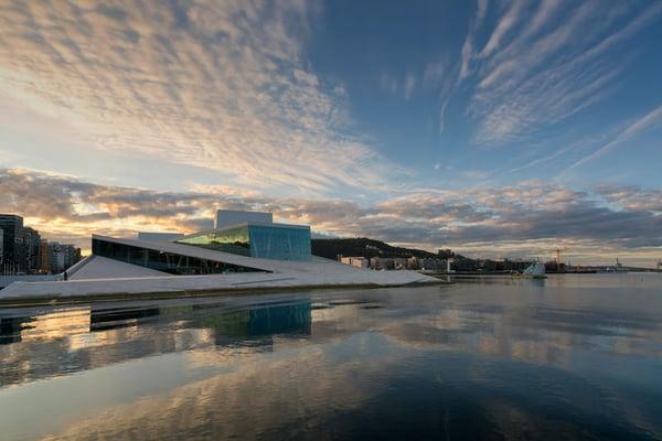 Asendia Norway destination architecture