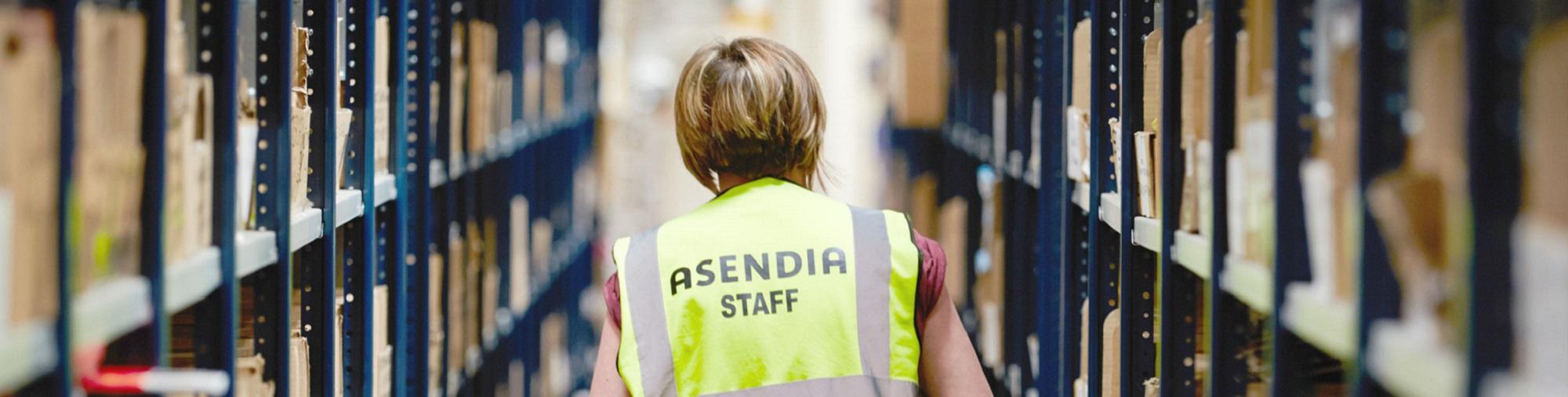 Asendia Careers header